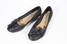 Ladies Woman Shoes Kiabi Ballerine Ballerina Black 42EU/27CM/9UK