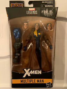 Marvel Legends Multiple Man Apocalypse Wave X-men New Unopened