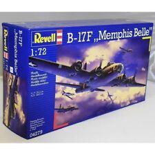 REVELL 1:72 AEREO B-17F MEMPHIS BELLE ART. 04279