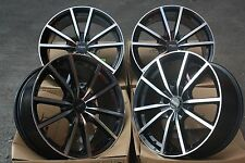 "18"" BP FX10 ALLOY WHEELS FITS FORD C S MAX FOCUS GALAXY KUGA MONDEO TRANSIT CONN"