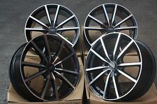 "18"" BP FX10 ALLOY WHEELS FIT VOLVO C30 C70 S40 S60 S80 V40 V50 V60 V70 XC60 XC90"