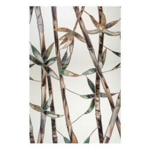 Artscape Glass Bamboo 24 in. x 36 in. Window Film Stained Privacy Colorful Decor