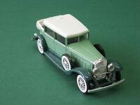 Cadillac 452.A V16 Imperial Landaulet grün 1931 Solido 1:43 Oldtimer US-Car
