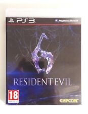 Resident Evil 6 PS3 PlayStation 3