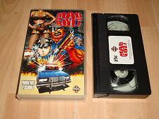 MAD BULL 34 1º PARTE EL ESCANDALO ANIME EN VHS DEL AÑO 1990 EN BUEN ESTADO