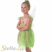 Disney Fairies Tinker Bell Dress With Light up Wings Kids Costume 3-8 Years 7 - 8 Years 888828
