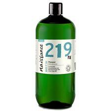 Olio di Semi di Lino Vergine Biologico - Olio Vegetale Puro al 100% - 1L