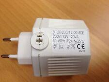 EURO Bloc d'alimentation Trafo couler StT20/230/12-00-50E 12V 20VA IP24