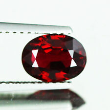 1.1cts Mind Blowing Luster Natural Unheat Red Spinel Srilanka Loose Gemstone