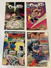 Coyote 2, 5, 9, 11 The Heat EPIC Comics 1st Todd McFarlane comic book Art 1985