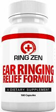 RingZen Tinnitus Relief Formula -  (3 Month Supply)
