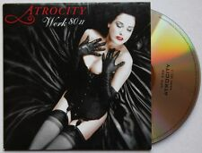 Atrocity Werk 80 II Rare Adv Cardcover CD 2008