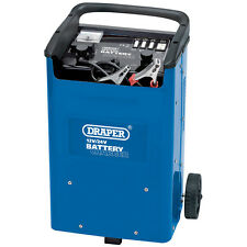 Draper 12/24V 260A Batería Cargador/Arrancador para coches y anuncios 11966