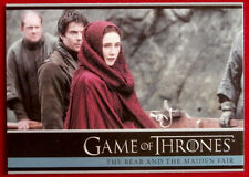 GAME OF THRONES - THE BEAR & MAIDEN FAIR - Season 3, Card #20 - Rittenhouse 2014