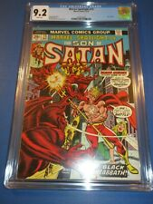 Marvel Spotlight #15 Bronze age Son of Satan CGC 9.2 NM- Beauty