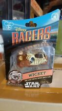 Star Wars Disney Racers Wicket Brand New and factory sealed brought from USA