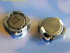 10x SMD Power Inductor 15uh 3,5a CDRH 104rnp-150nc, Sumida