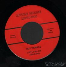 (Hear) Little Willie Private Press Rockabilly Inst 45 (Hot Tamale / Bump T Bump)