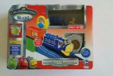 "Chuggington DieCast Badge Quest Brewster ""Weighing It Up"" Pack"