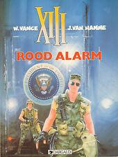 XIII 05 - ROOD ALARM - Vance/van Hamme
