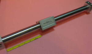 REBR25-380, SMC, SINE RODLESS PNEUMATIC CYLINDER, 1 EA.