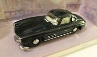 Mercedes 300 SL Gullwing (1955) schwarz black, Matchbox Dinky DY-12B in 1:43 ovp