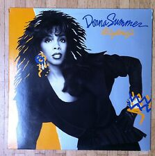 DONNA SUMMER All Systems Go LP/GER