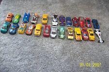 joblot of hotwheels dinky cars