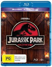 Jurassic Park (Blu-ray, 2015) Brand New & Sealed