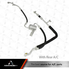 A/C AC Suction & Discharge Manifold Line Fits: 1997 - 2002 Ford Expedition V8