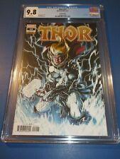 Thor #12 Shaw Variant CGC 9.8 NM/M Gorgeous Gem Wow