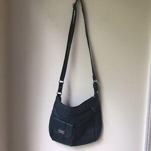 Rosetti Women's Purse Handbag Green Faux Leather Adjustable Strap