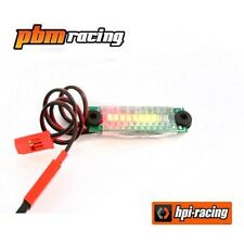 HPI Racing Savage RC LED Hump Pack Receiver Battery Level Indicator - 308