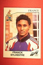 Panini EURO 92 N. 51 FRANCE SYLVESTRE NEW WITH BLACK BACK TOP MINT!!