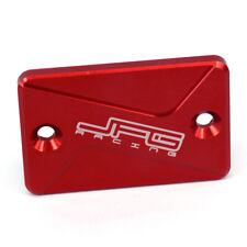 Red CNC Brake Reservoir Fluid Cover Cap For Honda TRX300EX 400EX 450R 450ER(ATV)