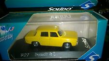 SOLIDO RENAULT 8 S Neuf Ss Boite
