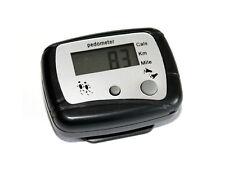Schrittzähler,Pedometer mit Kalorienmesser und Gürtelclip
