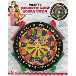 Haller Magnet-Dart-Spiel 22cm für Kinder Dartscheide Dartpfeile