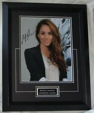 MEGHAN MARKLE SIGNED PRINCE HARRY WIFE AUTHENTIC + 2016 SIGN DETAILS  AFTAL