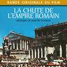 CD La Chute de l'Empire romain (The Fall of the Roman Empire) ---- BOF - OST