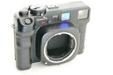Mamiya 7II schwarz Medium Format Film Camera Body