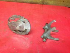 Bultaco Matador 200 Model 4 Engine Shift Quadrant Plate  Round  AHRMA 250 Forks