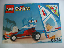 Lego City  6534 Bauanleitung, only Instructions