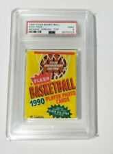 5th Anniversary Edition 1990 Fleer NBA All Star Basketball 15 Unopened Cards