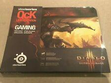 5 Diablo III mousepads : Wizard, Witch Doctor, Demon Hunter, Monk, Barbarian