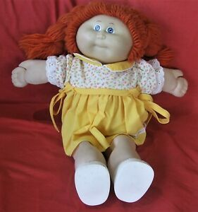 Vintage Cabbage Patch Kids 1985 with Xavier Roberts signature
