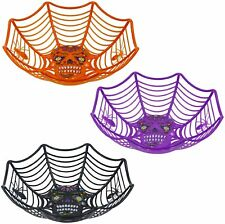 New ListingTriumpeek Halloween Party Supplies, Set of 3 Plastic Trick Treat.