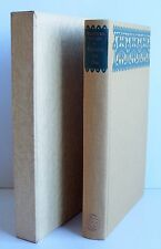 CONFESSIONS OF A THUG Folio Society 1974 Meadows Taylor Box illust Thuggee India