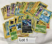 Pokemon Assorted Playing Card Lot of 55 - 1