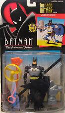Rare Batman The Animated Series Tornado Batman 2002 Funskool